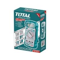 ციფრული მულტიმეტრი TOTAL TMT46001