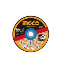 (115მმ) მეტალის საჭრელი დისკი INGCO MCD121151