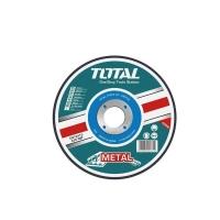 (115მმ) ლითონის საჭრელი დისკი TOTAL TAC2211151
