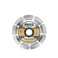 (115მმ) საჭრელი დისკი ალმასის კბილანებით iNGCO DMD011151