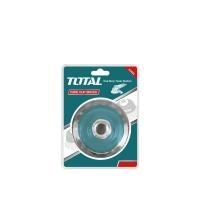 (100მმ) საცვლელი პირი ჯაგრისი TOTAL TAC32041