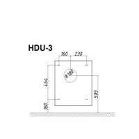 HOSSEVEN HDU-3