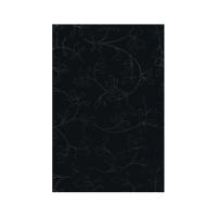 CIRAGAN კერამიკული ფილა (შავი)