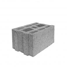 ბლოკი ბეტონის 25x20x40